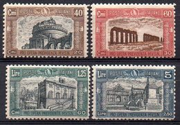 ITALIA : R106  -  1926 Serie Completa Nuova  -  Sassone  € 16 - 1900-44 Victor Emmanuel III