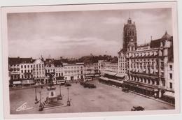 Nord : DUNKERQUE :vue Place  Jean  Bart - Dunkerque