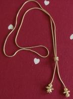 Collier Fantaisie Réglable, Pendentifs Personnages - Voir Photos ---petit Prix - Necklaces/Chains