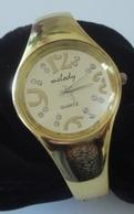 Montre Quartz Melody Femme Dorée - Spéciale Poignet Fin (voir Description Et Photos) --- Mini Prix - Watches: Jewels