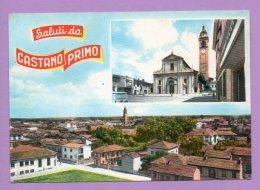 Saluti Da Castano Primo - Milano