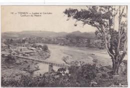 Asie - Tonkin - Laokay Et Coc-Léou - Confluent Du Nam-ti - Vietnam