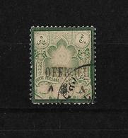 Persia Iran 1886-87 Sello De 1882 - Irán