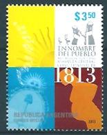 Argentina (2013) Yv. 2981  / - Unused Stamps