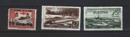 SPANJE 1938 Correo Submarino (2 Stamps) 1x 1927 Rode Kruis Met Gom - 1931-50 Nuovi