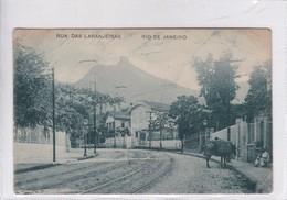 RUA DAS LARANJEIRAS. RIO DE JANEIRO. RIBEIRO. CIRCULEE TO BUENOS AIRES. BRASIL.-BLEUP - Recife