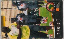 PREPAID PHONE CARD GHANA (U.61.2 - Ghana