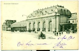 ITALIA MILANO, Stazione Centrale; Italy - Milano (Milan)