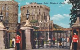 CARTOLINA - POSTCARD - REGNO UNITO - WINDSOR CASTLE - Windsor Castle