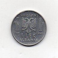 "Italia - 1939 - Colonia Albania - 1 Lek - ""R"" - Vittorio Emanuele III° - Vedi Foto - (MW1283) - Albanie"