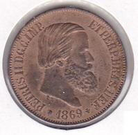 Brazil - 20 Reis 1869 - XF/SUP - Brasilien