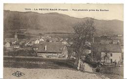 ~ JP ~ 88 ~    LA PETITE RAON      ~  Vg Prise Du Rucher - France