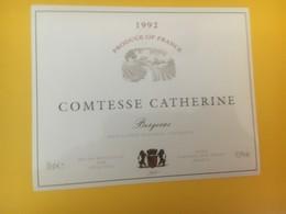 8337 - Comtesse Catherine 1992 Bergerac - Bergerac