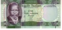 South Sudan P.5   1 Pound 2011  Unc - Sudan Del Sud