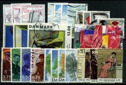 2757-Dinamarca Nº 1168/76, 1187/90, 1202/5, 1111/12, 1130/2, 1135/8, 1237/40 - Dinamarca