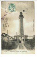 CPA - Carte Postale - FRANCE  Ile-d'Yeu - Le Grand Phare -1905 S72 - Ile D'Yeu