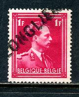 Belgique COB 428 Longlier - Marcophilie