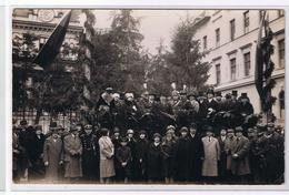 Romania Brasov - 10 MAI 1931-  Foto Cp Heinrich Lang Fotograful Curtii Regale Brasov (2) - Roumanie