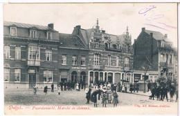 Duffel - Paardemarkt 1907 (Geanimeerd) - Duffel