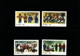 IRELAND/EIRE - 2008  IRISH MUSICAL BANDS  SET   MINT NH - 1949-... Repubblica D'Irlanda