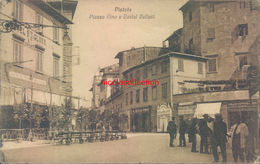 N81 - Pistoia - Piazza Cino E Castel Cellesi - Pistoia