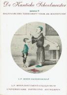 De Kantieke Schoolmeester Nummer 9 - Boeken, Tijdschriften, Stripverhalen