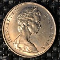 1970 Gibraltar Crown Coin - Gibraltar