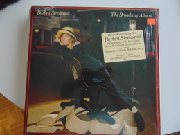 Barbra Streisand- The Broadway Album - Disco & Pop