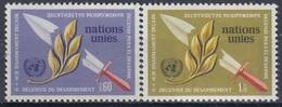 UNITED NATIONS Geneva 30-31,unused - Geneva - United Nations Office