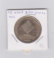 Pieces Jaunes - Monnaie De Paris
