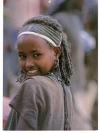 Ethiopia - Young Girl At Sanbate Market - Ethiopië