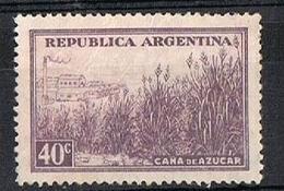Argentine 1949 - Y & T N°AR 378 - Sugarcane Plantation - Argentina