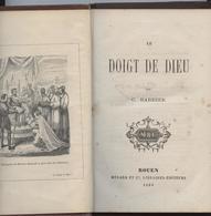 Le Doigt De Dieu, , Barbier, Rouen, 1868, Guerre De Cent Ans, Calais - History