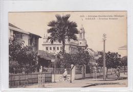 AFRIQUE OCCIDENTALE. SENEGAL. DAKAR. AVENUE ROUME. COLLEC FORTIER.-BLEUP - Senegal