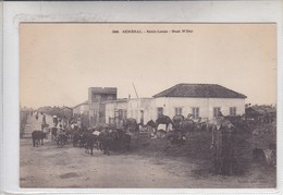 SENEGAL. SAINT LOUIS. GUET N'DAR. FORTIER.-BLEUP - Senegal