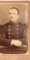 CDV- MILITAIRE DU 111  -PH. EUGENE DE PARIS  TOULON - Guerre, Militaire