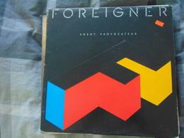 Foreigner- Agent Provocateur - Rock