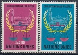 UNITED NATIONS Geneva 86-87,unused - Geneva - United Nations Office