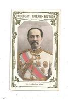 Chromo Chocolat Guérin-Boutron-Le Roi De Siam- Thaïlande-(C.4853 Bis) - Ibled
