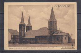 AK Alt Düsseldorf - Alte Pfarrkirche Zu Derendorf - Düsseldorf
