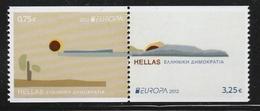 Greece 2012 Europa Cept Set Imperforated MNH Y0578 - Ongebruikt
