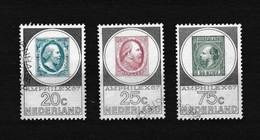 Nederland 1967 Nr 852/54 G, Zeer Mooi Lot Krt 3912 - Stamps