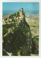 SAN MARINO   VIAGGIATA FG - San Marino