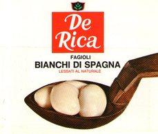 B 1826 - Etichetta, De Rica - Frutta E Verdura