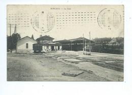 Morcenx Gare ( Train En Gare ) - Morcenx