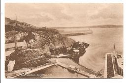 Port Skillion, Douglas - Tuck Sepia Postcard 2021 - Isle Of Man