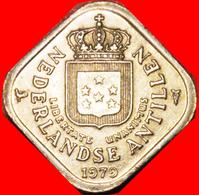 √ JULIANA (1948-1980): NETHERLANDS ANTILLES ★ 5 CENTS 1979! LOW START ★ NO RESERVE! - Antilles Neérlandaises