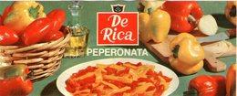 B 1832 - Etichetta, De Rica - Frutta E Verdura