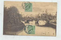 Stratford-upon-Avon (Royaume-Uni, Warwickshire)  : Clopton Bridge In 1923 PF. - Stratford Upon Avon