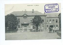 Bazeilles La Mairie ( Attelage S ) - Sonstige Gemeinden